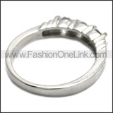 Stainless Steel Ring r008460S