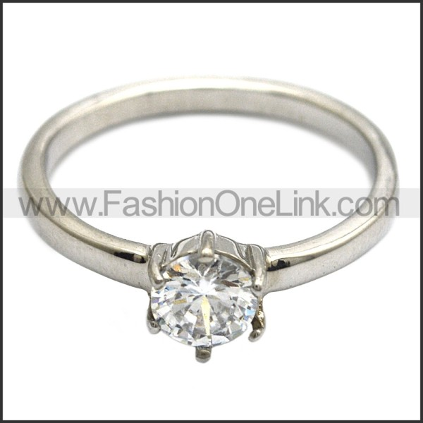 Stainless Steel Ring r008462S