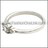 Stainless Steel Ring r008461S