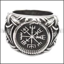 Stainless Steel Ring r008481SH