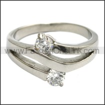 Stainless Steel Ring r008464S