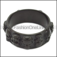 Stainless Steel Ring r008513H