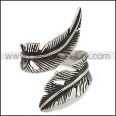 Stainless Steel Ring r008510SH