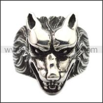 Stainless Steel Ring r008518SH