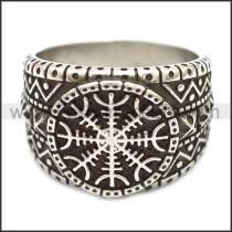Stainless Steel Ring r008508SH