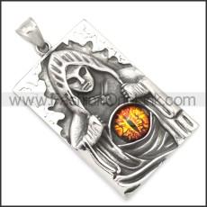 Stainless Steel Pendant p010546SH2