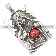 Stainless Steel Pendant p010546SH3