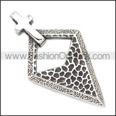 Stainless Steel Pendant p010557SH