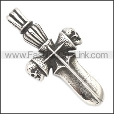 Stainless Steel Pendant p010560SH