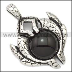 Stainless Steel Pendant p010542SH1