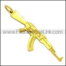 Stainless Steel Pendant p010570G