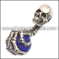 Stainless Steel Pendant p010569S2