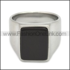 Stainless Steel Ring r008545S