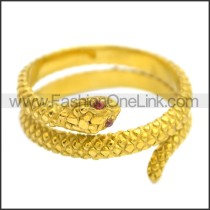 Stainless Steel Ring r008548G