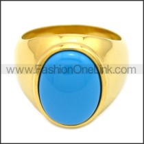 Stainless Steel Ring r008535G