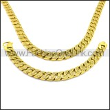 Stainless Steel Jewelry Sets s002944G2W13