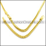 Stainless Steel Jewelry Sets s002949G