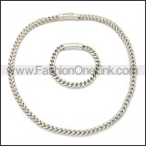 Stainless Steel Jewelry Sets s002947S1