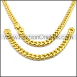 Stainless Steel Jewelry Sets s002951G3
