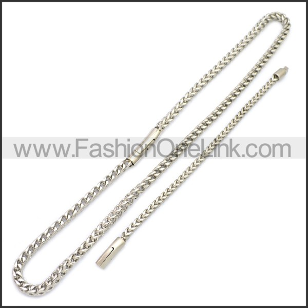 Stainless Steel Jewelry Sets s002947S2