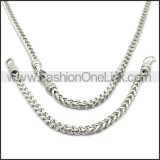 Stainless Steel Jewelry Sets s002949S