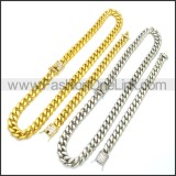 Stainless Steel Jewelry Sets s002946S