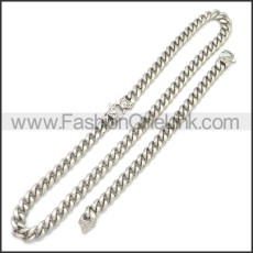 Stainless Steel Jewelry Sets s002951S2
