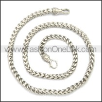Stainless Steel Chain Neckalce n003131S