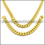 Stainless Steel Jewelry Sets s002951G1