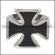 Stainless Steel Ring r008551SH