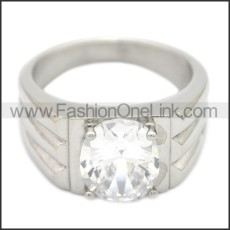 Stainless Steel Ring r008567S