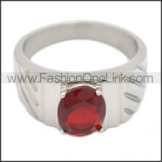 Stainless Steel Ring r008565S