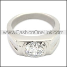 Stainless Steel Ring r008559S