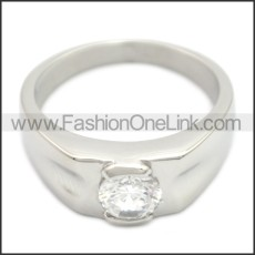 Stainless Steel Ring r008557S1