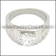 Stainless Steel Ring r008570S