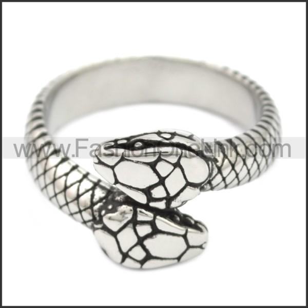 Stainless Steel Ring r008554SH