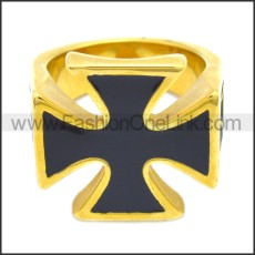 Stainless Steel Ring r008551GH