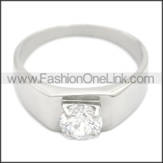 Stainless Steel Ring r008556S2