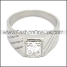 Stainless Steel Ring r008562S