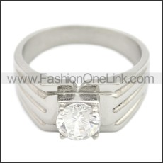 Stainless Steel Ring r008568S