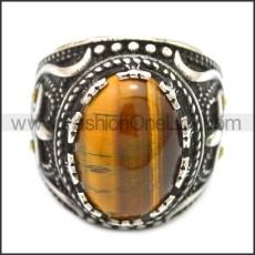 Stainless Steel Ring r008552SH1