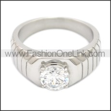 Stainless Steel Ring r008564S