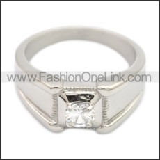 Stainless Steel Ring r008574S