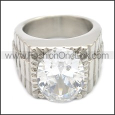 Stainless Steel Ring r008560S