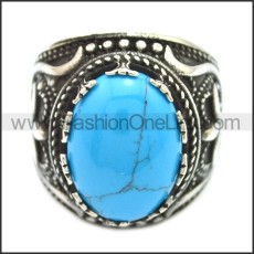 Stainless Steel Ring r008552SH2