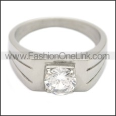 Stainless Steel Ring r008571S