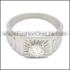 Stainless Steel Ring r008569S