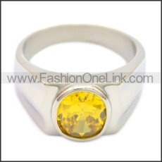 Stainless Steel Ring r008573S