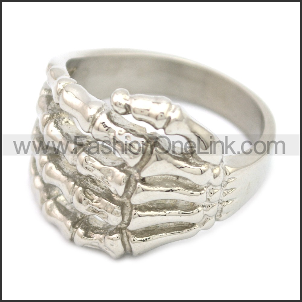 Stainless Steel Ring r008581S