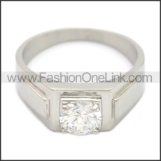 Stainless Steel Ring r008575S